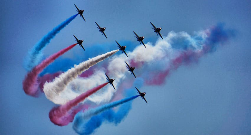 img - Air Superiority: Where to Find the Best Weekend Air Shows